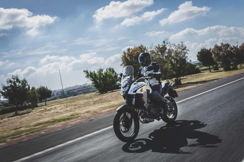 Opiniones Honda CB500X