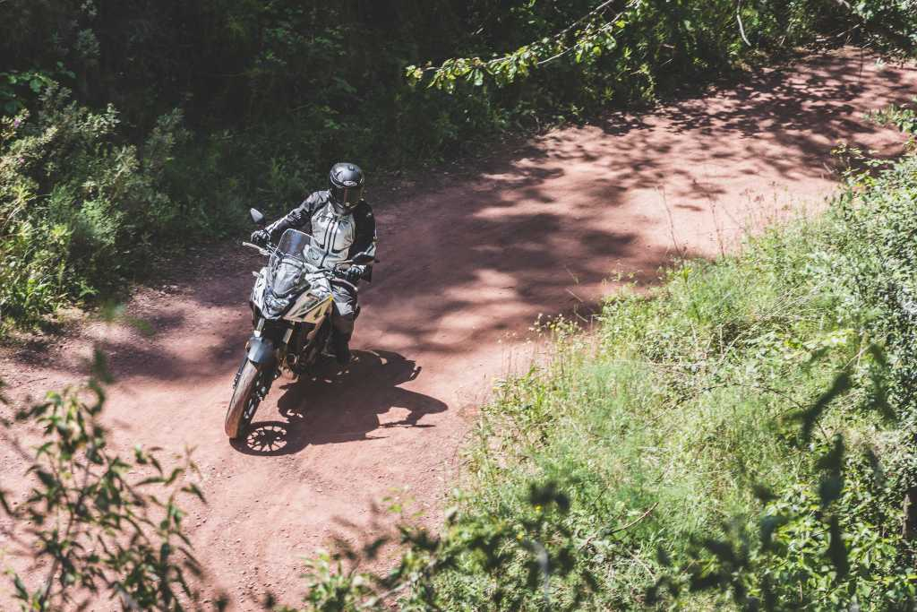 Prueba Honda CB500X