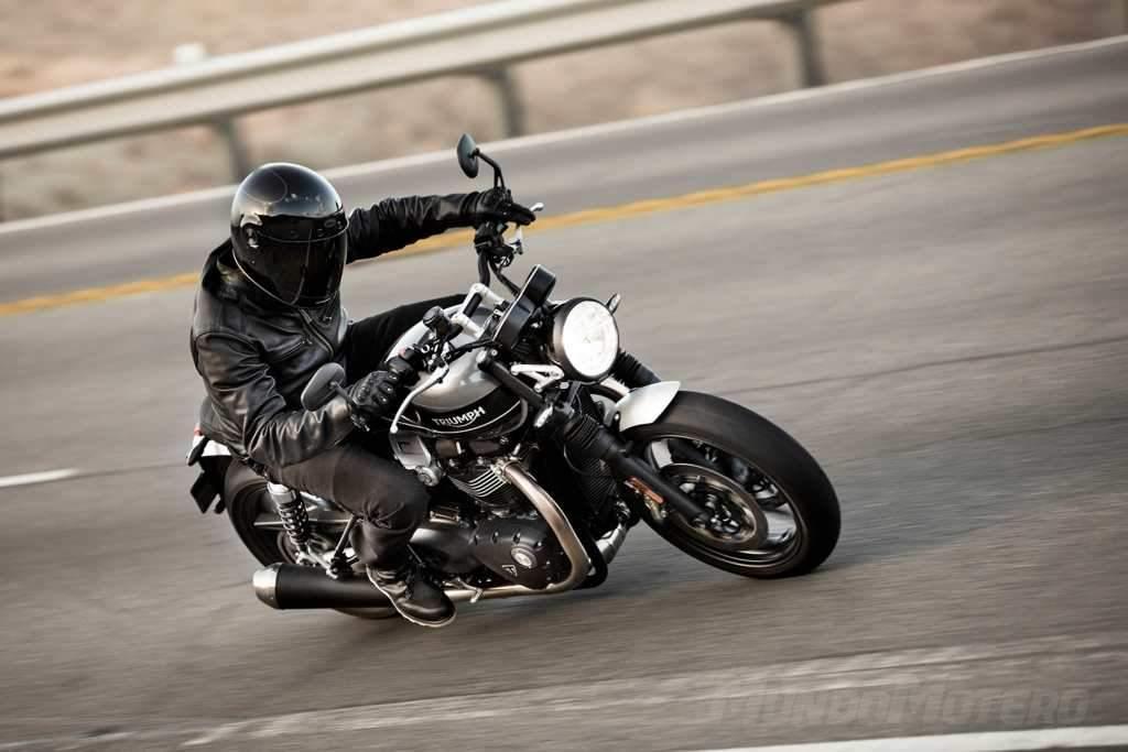 Novedades Motos Triumph 2019 - Speed Twin