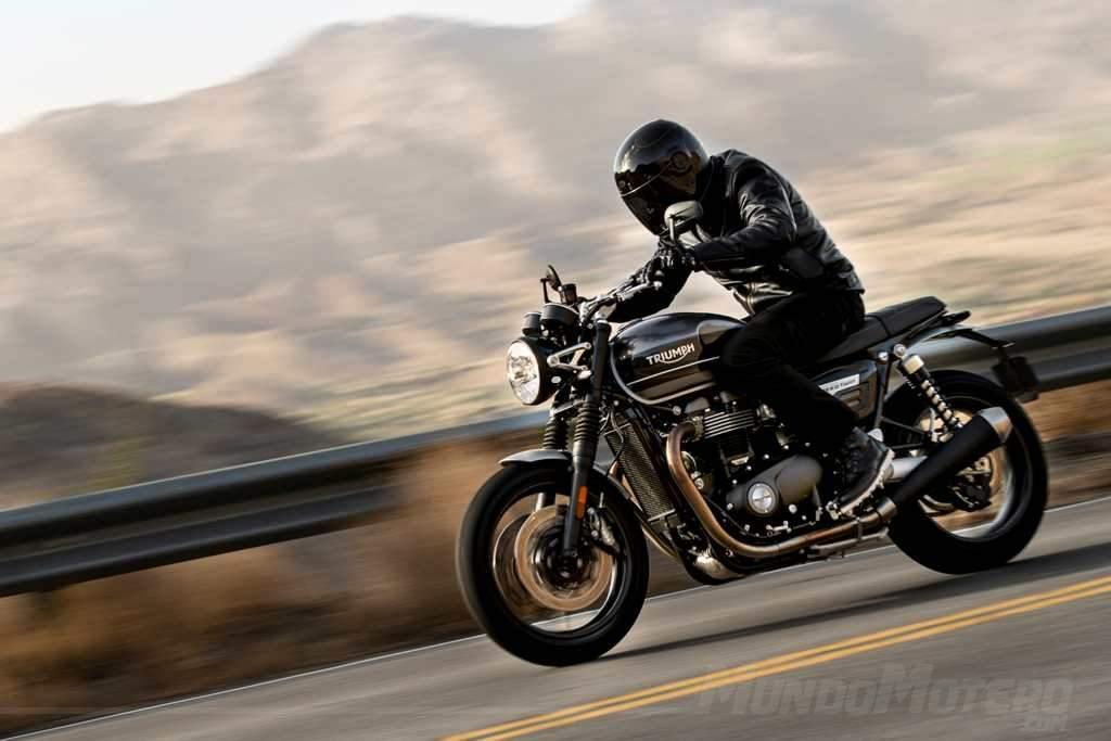 Novedades Motos Custom 2019 - Triumph Speed Twin