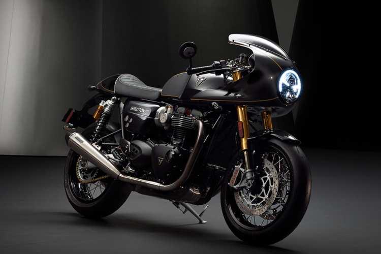 Triumph TFC, las motos más exclusivas de la marca británica