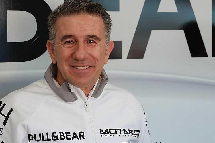 Jorge Martínez 'Aspar' será nombrado Leyenda de MotoGP