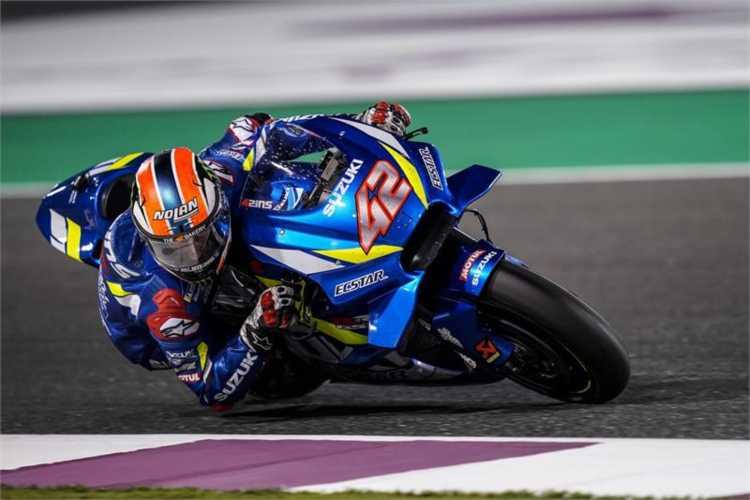Alex Rins - MotoGP Qatar 2019