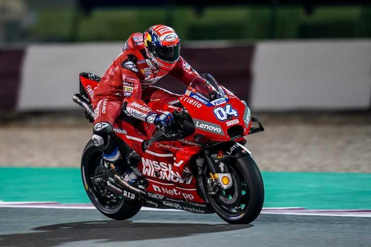Andrea Dovizioso - Test MotoGP Qatar 2019