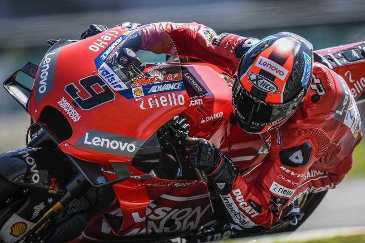 Danilo Petruci - Ducati MotoGP 2019