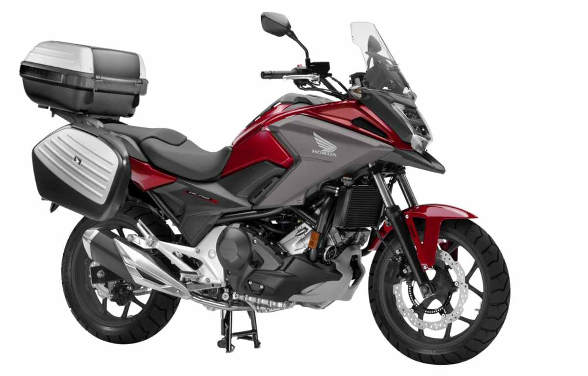 Honda NC750X Travel Edition