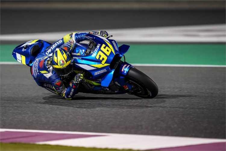 Joan Mir - Test MotoGP Qatar 2019