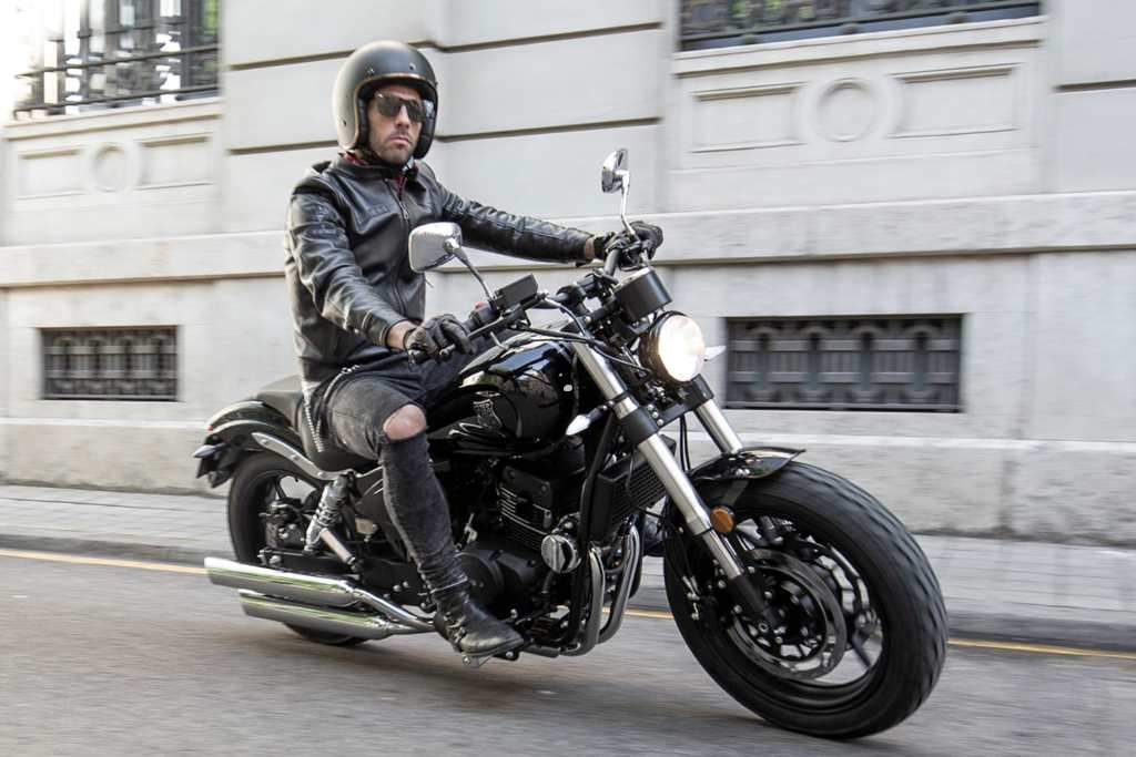 MITT 125 MB 2019 - que moto custom de 125 me compro