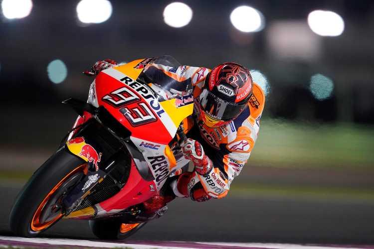 Marc Marquez - MotoGP Qatar 2019