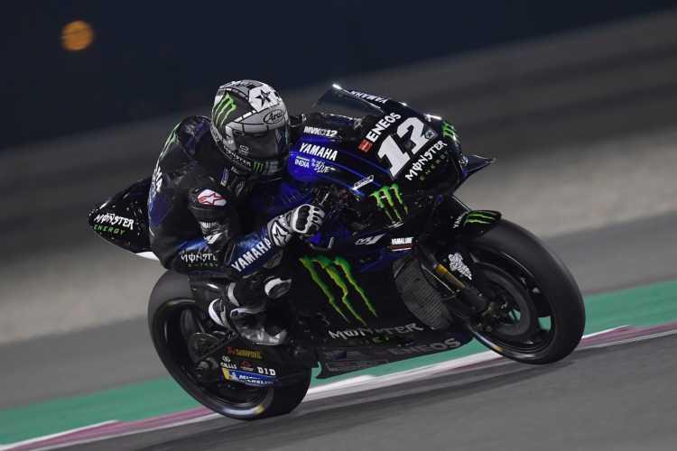 Maverick Vinales - Test MotoGP Qatar 2019
