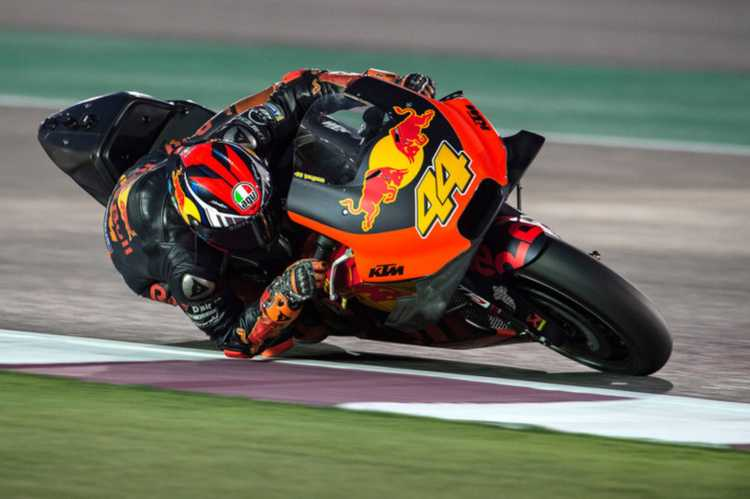 Pol Espargaro - Test MotoGP Qatar 2019