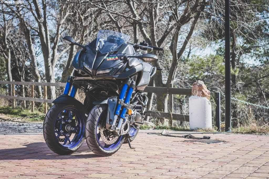 Prueba Yamaha Niken 2019