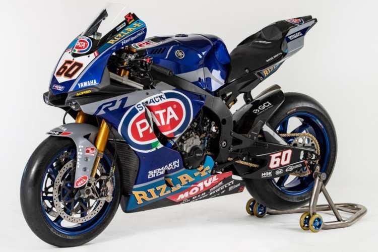 SBK Yamaha YZF-R1 2019