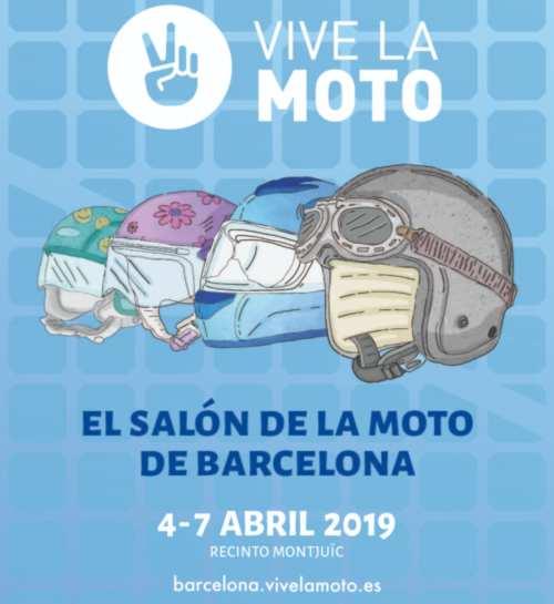 Salón de la Moto de Barcelona 2019 – Vive la Moto