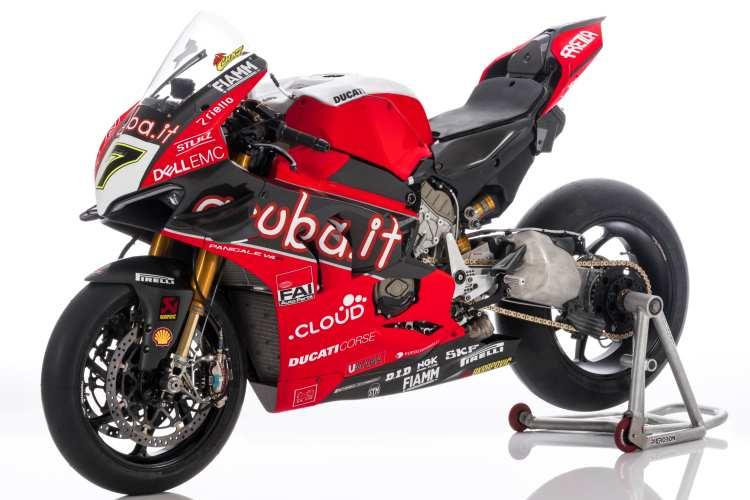 SBK Ducati Panigale V4 R 2019