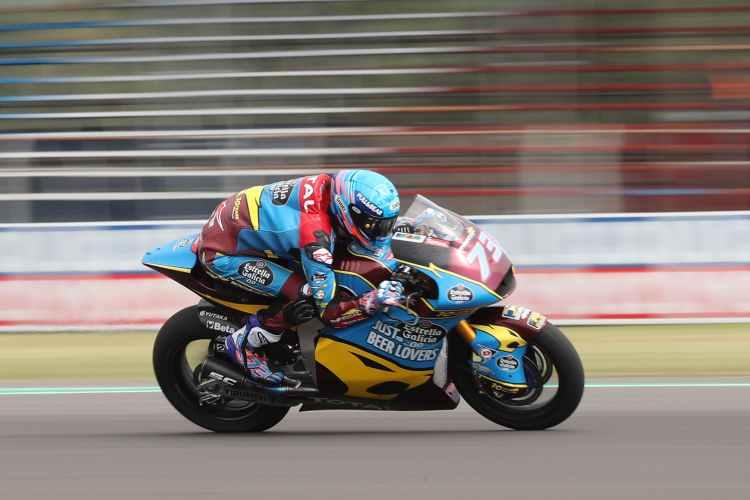 Alex Marquez - Moto2 Argentina 2019