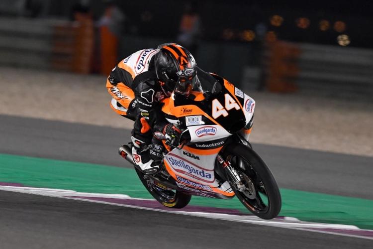 Aron Canet - Moto3 Qatar 2019