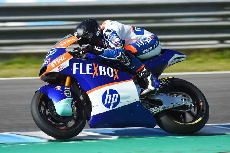 Augusto Fernandez - Moto2 2019