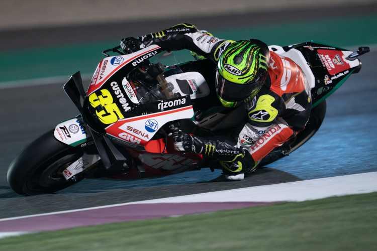 Cal Crutchlow - MotoGP Qatar 2019