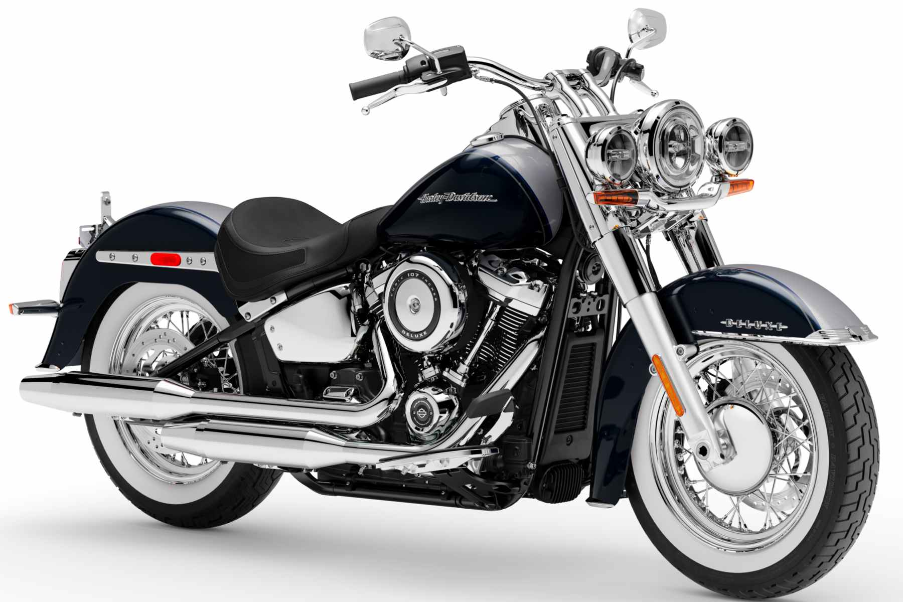 Harley-Davidson Softail Deluxe 2019