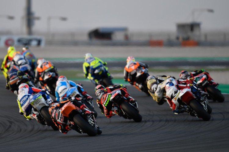 Gran Premio de Moto2 de Qatar 2019