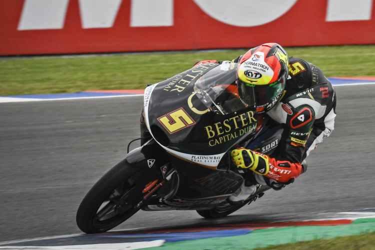 Jaume Masià remata la faena y vence el Gran Premio de Argentina