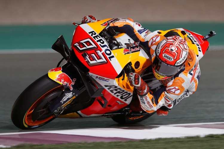 MotoGP Qatar 2019 - Marc Marquez