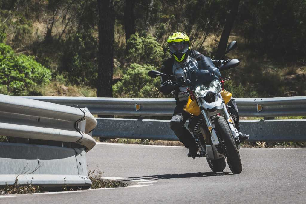 Prueba Moto Guzzi V85TT