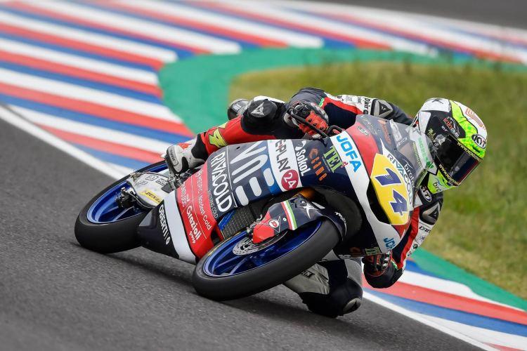 Tony Arbolino - Moto3 Argentina 2019