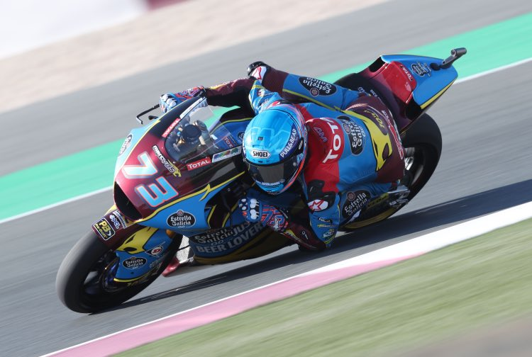 Alex Marquez, Moto2 2019