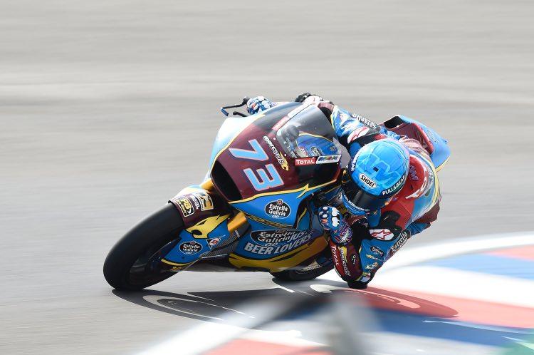 Alex Marquez, Argentina Moto2 2019