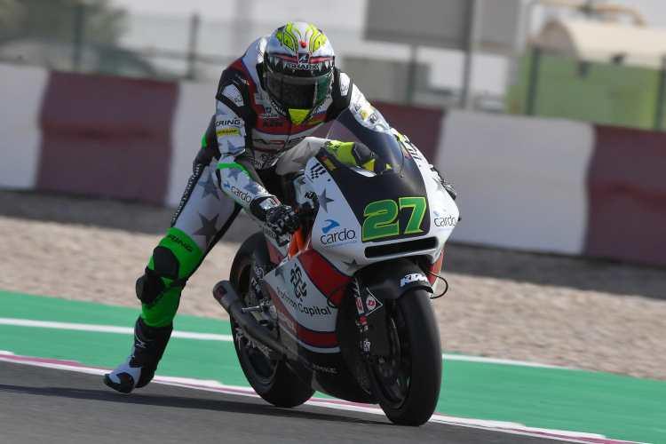 Iker Lecuona - Moto2 Qatar 2019 ©MotoGP.com