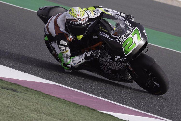 Iker Lecuona en Qatar 2019 © MotoGP.com