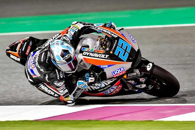 Marcel Schroetter - Moto2 Qatar 2019