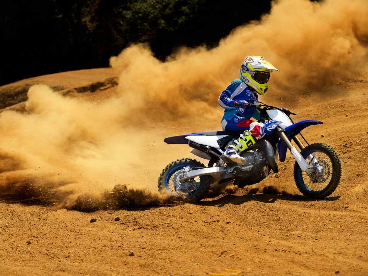 Motos infantiles de motocross - YAMAHA YZ65
