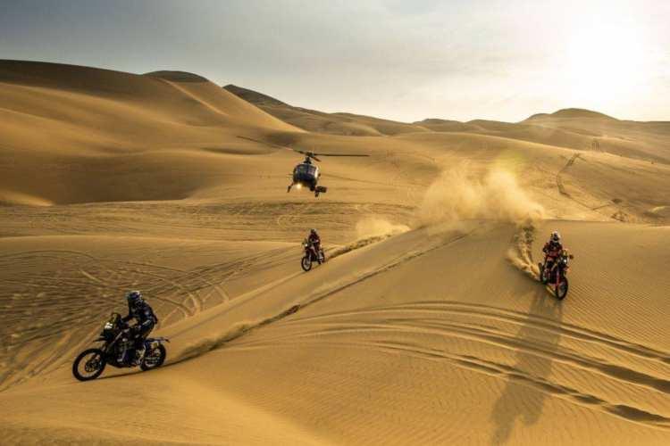 El Rally Dakar 2020 se disputará en Arabia Saudí