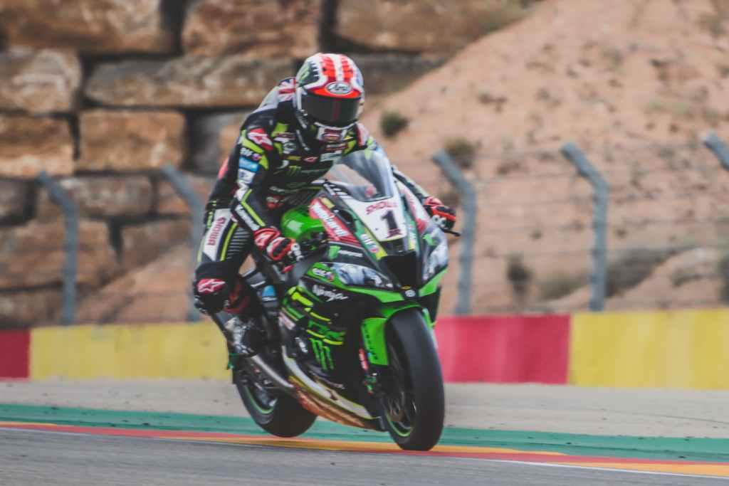 Jonathan Rea - SBK Motorland Aragon 2019