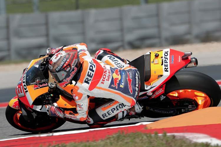 Marc Márquez ha logrado su pole número 54 en MotoGP en su circuito fetiche.
