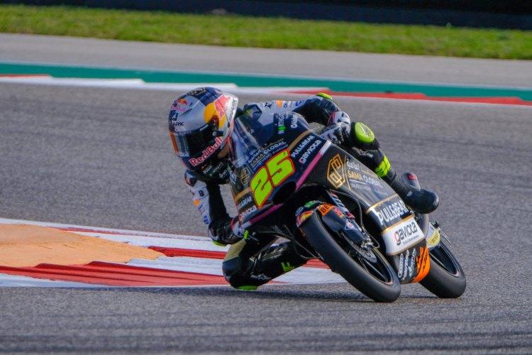 Raúl Fernandez - Moto3 Austin 2019