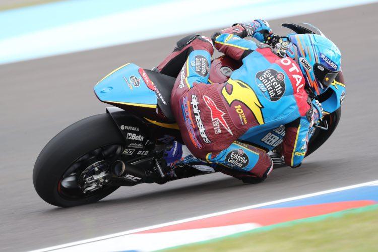 Álex Márquez, Moto2 2019
