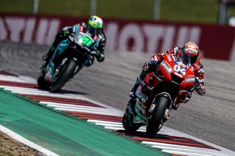 Andrea Dovizioso ha sido el piloto más regular hasta ahora y defenderá su liderato de MotoGP en Jerez.