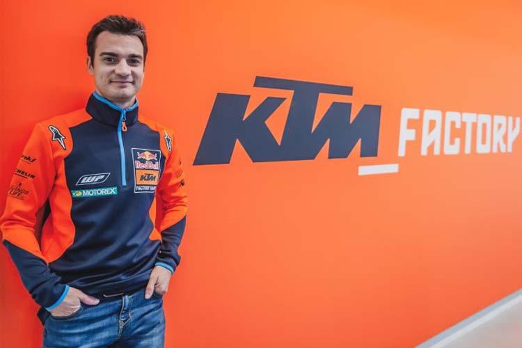 Dani Pedrosa será protagonista del GP de España ya que se desvelará su monumento en la curva 6 del Circuito de Jerez.