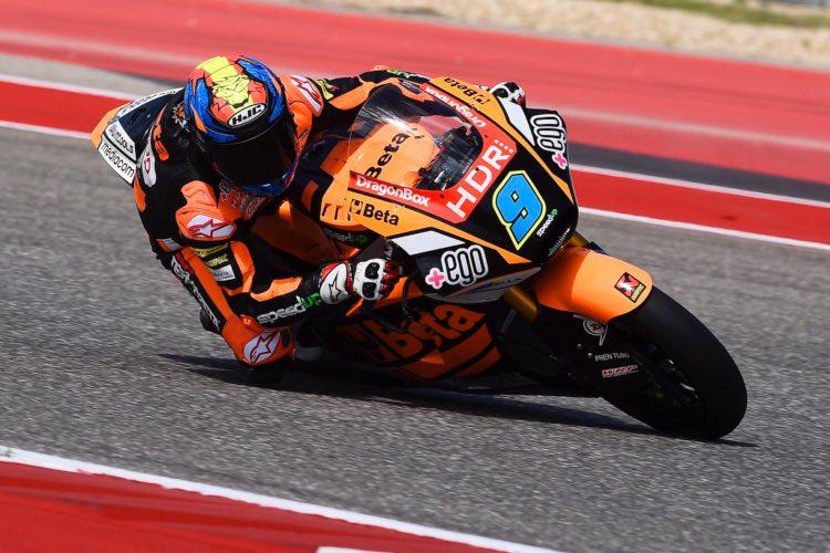 Jorge Navarro, Austin 2019