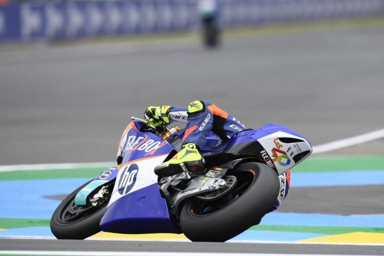Augusto Fernández - Moto2 Francia 2019