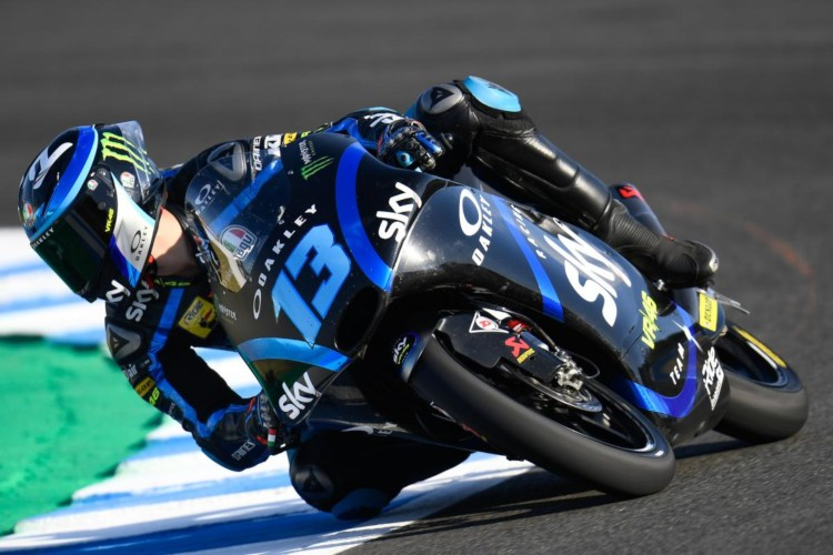 Celestino Vietti - Moto3 Jerez 2019