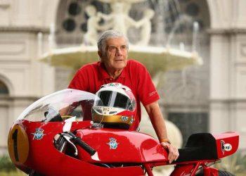 Giacomo Agostini dará la vuelta de honor en las Classic TT Races 2019