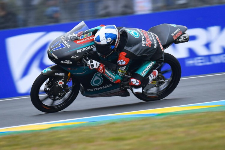 John McPhee - Moto3 Francia 2019