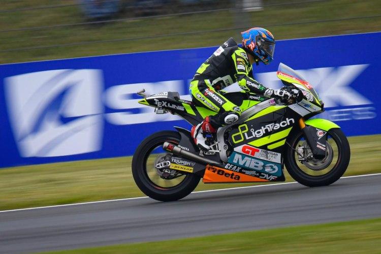 Jorge Navarro - Moto2 Francia 2019