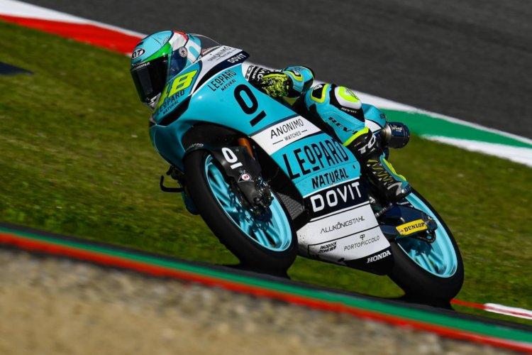Lorenzo Dalla Porta marcha segundo en la clasificación general | © motogp.com