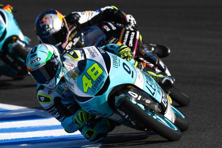 Lorenzo Dalla Porta - Moto3 Jerez 2019